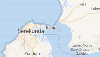 Banjul online map