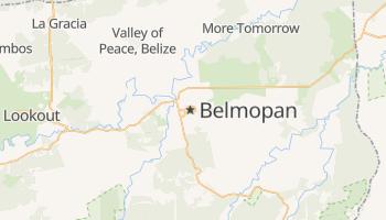 Belmopan online map