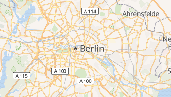 Berlin online map