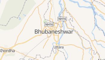 Bhubaneshwar online map
