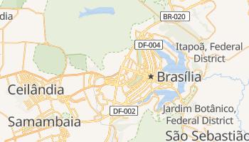 Brasilia online map