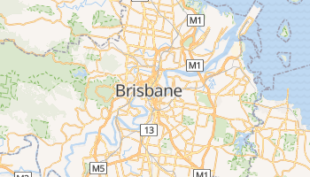 Brisbane online map