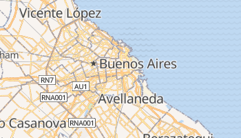 Buenos Aires online map