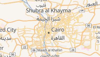 Cairo online map
