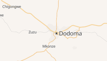 Dodoma online map