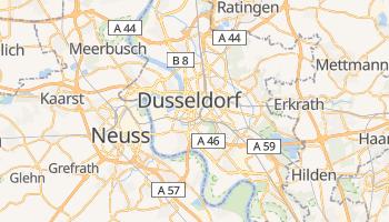 Dusseldorf online map