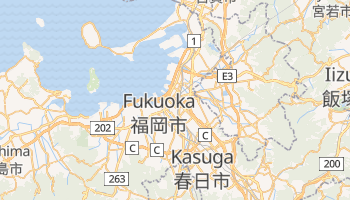 Fukuoka online map
