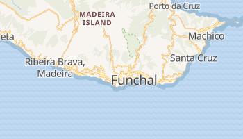 Funchal online map