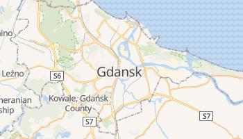 Gdansk online map