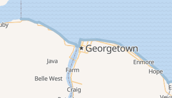 Georgetown online map