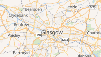 Glasgow online map