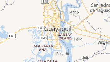 Guayaquil online map