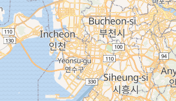 Incheon online map