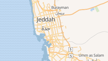 Jeddah online map