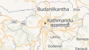 Kathmandu online map