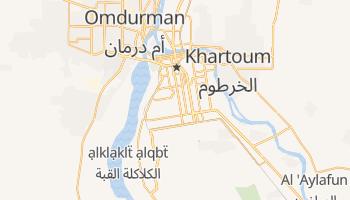 Khartoum online map