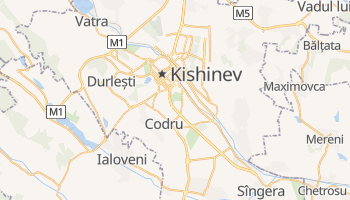Kishinev online map