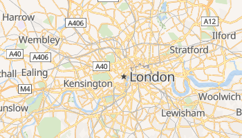 London online map