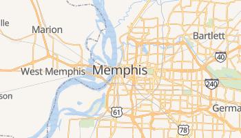 Memphis online map