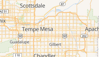 Mesa online map