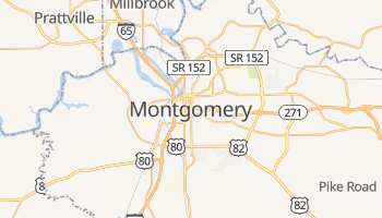 Montgomery online map