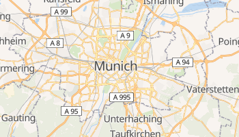 Munich online map