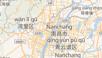 Nanchang online map