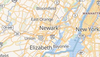 Newark online map