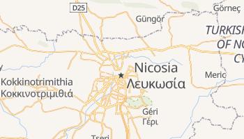 Nicosia online map