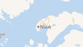 Nuuk online map