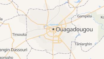 Ouagadougou online map