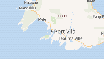 Port Vila online map
