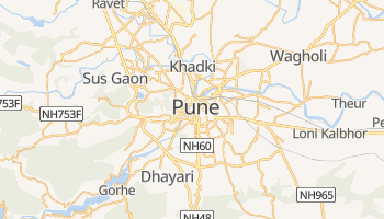 Pune online map