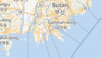 Pusan online map