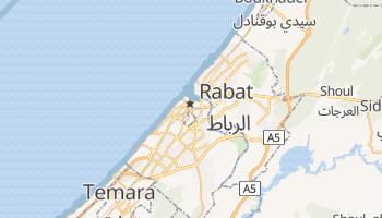 Rabat online map