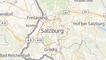Salzburg online map