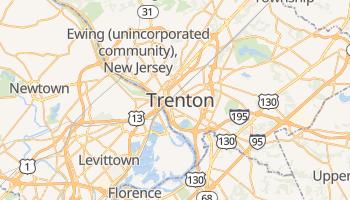 Trenton online map