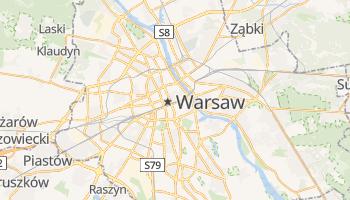 Warsaw online map