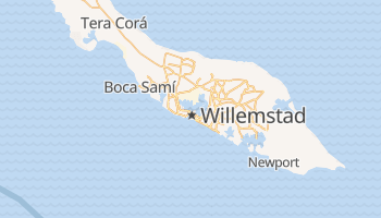 Willemstad online map