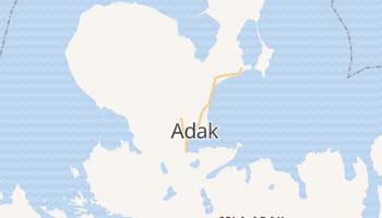 Mapa online de Adak