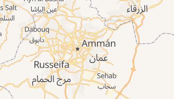 Mapa online de Ammán