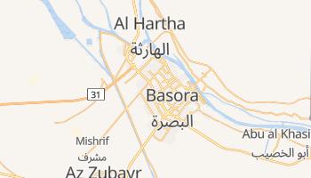 Mapa online de Basora