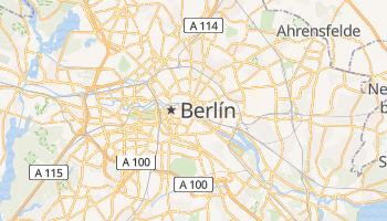 Mapa online de Berlín