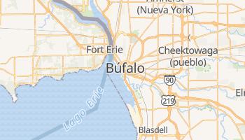 Mapa online de Buffalo