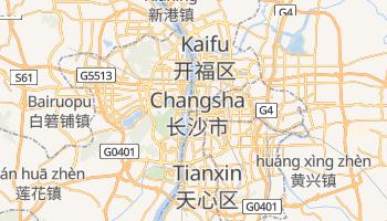 Mapa online de Changsha