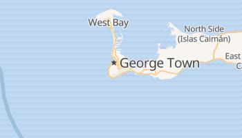 Mapa online de George Town (KY)