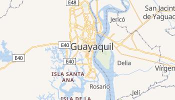 Mapa online de Guayaquil