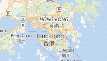 Mapa online de Kowloon