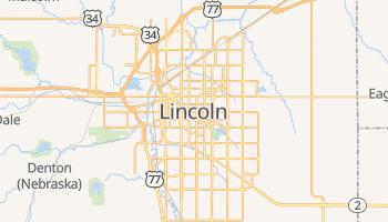 Mapa online de Lincoln