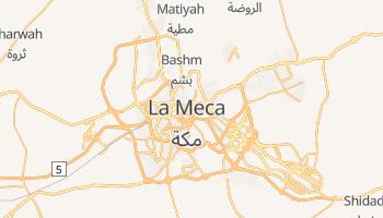 Mapa online de La Meca